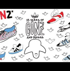 adidas Skateboarding 15 Years of Gonz and adidas