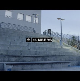 adidas Skateboarding X NUMBERS edition