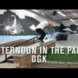Afternoon In The Park: DGK - TransWorld SKATEboarding