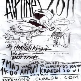 Airlines 2011 - 7 maj Kraków, Nowa Huta-wyniki