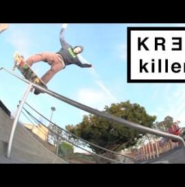 AJ Zavala KR3W Killers