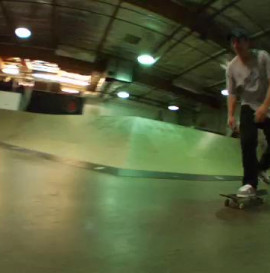 Another Liberty Night at Volcom