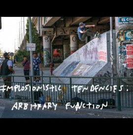 Antihero Skateboards: Arbitrary Function