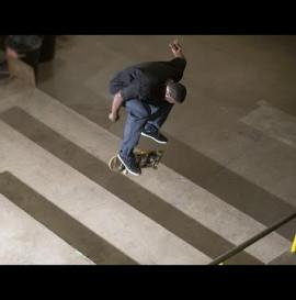 Antwuan Dixon Skateboarding 2020