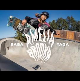 Arbor Skateboards : Amelia Brodka - Baba Yaga