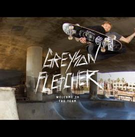 Arbor Skateboards :: Greyson Fletcher - Welcome to the Team