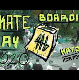 Ayeee !! Dzień Deski 2020 - Katowice