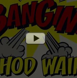 BANGIN! Ishod Wair