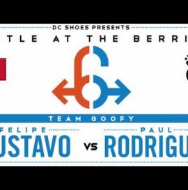 BATB 6 - FELIPE GUSTAVO vs. PAUL RODRIGUEZ