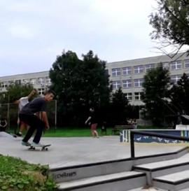 Bazuka Killaz at Tarnowski Skatepark