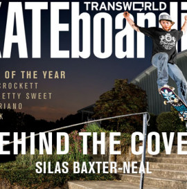Behind The Cover: Silas Baxter-Neal