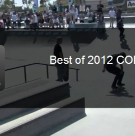 BEST OF 2012: CONTEST AND EVENTS