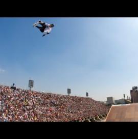 Best Of MegaRamp Skateboarding Rio 2012
