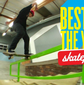 Best Of The Year 2010: TransWorld Skatepark Video