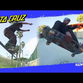 Blake is Pro, Tom is On! Santa Cruz PROmo video