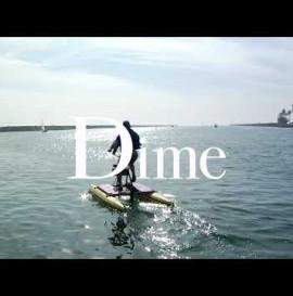 """Bob LaSalle's """"Dime"""" Part"""