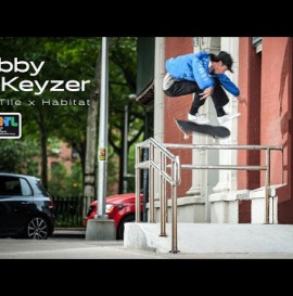 "Bobby de Keyzer ""Blue Tile Lounge x Habitat"" Part"