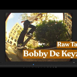 Bobby De Keyzer | VX1000 Raw Tapes