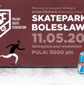 Bolesławiec - Eliminacje Deskorolkowych Mistrzostw Polski 2019