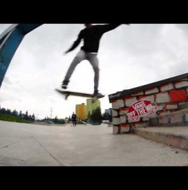 BonBon & fellas skateparks montage 2013