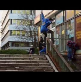"BonBon skateboards - TRAILER \""WELCOME TO BONBONISTAN\"""