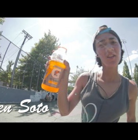 Bones: Jenn Soto Street League