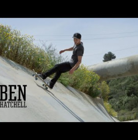 BONES WHEELS - BEN HATCHELL