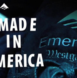 """Brandon Westgate - Emerica """"MADE"""" Remix by Manolos Tapes"""