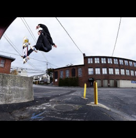 "Brandon Westgate's ""508"" New Balance Part"