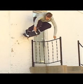 "Brian Delatorre's ""OJ Wheels"" Part"