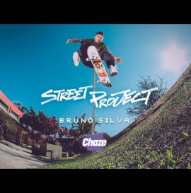 "Bruno Silva's ""Street Project"" Part"