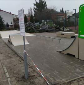 Bubel - Skatepark Ząbki