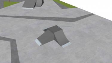 Bubel skateparkowy Pińczów