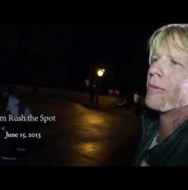 Bum Rush the Spot LES skatepark