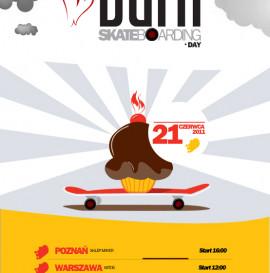 Burn Skateboarding Day 21 czerwca 2011