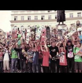 BURN Skateboarding Day in Warsaw