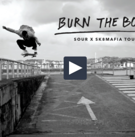 BURN THE BORDERS VIDEO