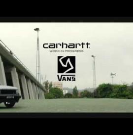 Carhartt WIP X Vans Syndicate