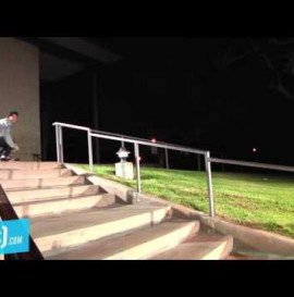 CCS EXCLUSIVE | NYJAH HUSTON LAUNCH FOOTAGE REMIX FROM DC SHOES