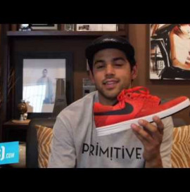 CCS TV - BEHIND THE DESIGN | PAUL RODRIGUEZ FOR THE P.ROD 7 FROM NIKE SB