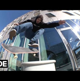 Check Out The Skate Scene in Oslo, Norway