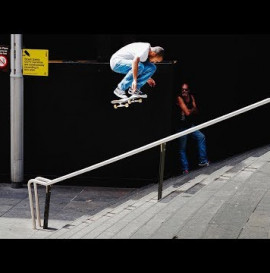 "Chima Ferguson's ""Spinning Away"" RAW FILES"