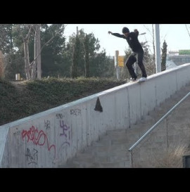 "Chris Haslam's ""Sterling Golden"" Part"