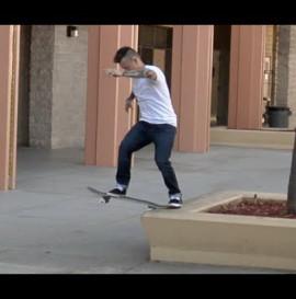 Cody McEntire Switch Tailslide Switch 270 Heel Raw Cut