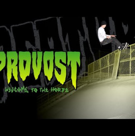 Collin Provost Welcome to the Horde! | Creature Skateboards