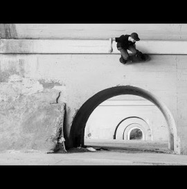 "Converse's ""Hijacked Journals"" Video"