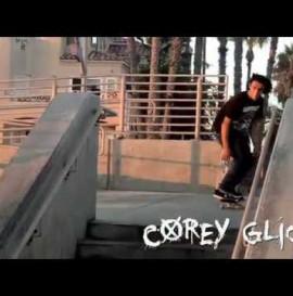 Corey Glick - Welcome to the Team (BONES WHEELS)
