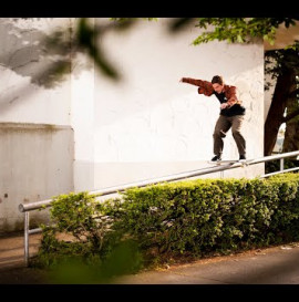 Cory Kennedy Pump On This Part SK8RATS
