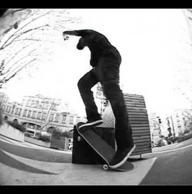 """COUCH-VID 19"" REMIX BY SWAY STUDIO X BARRIER SKATE MAG"