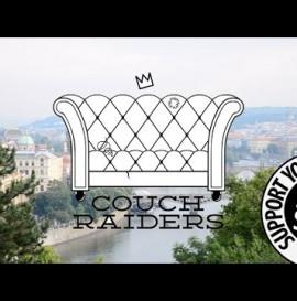 #couchraidersinpraha